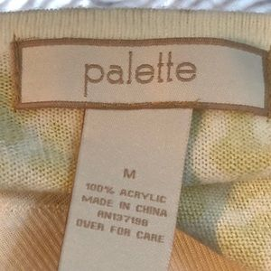 palette Sweaters - 👩🏼 Patterned Sweater